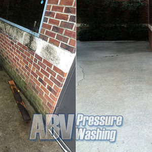 Building Washing & Concrete Cleaning