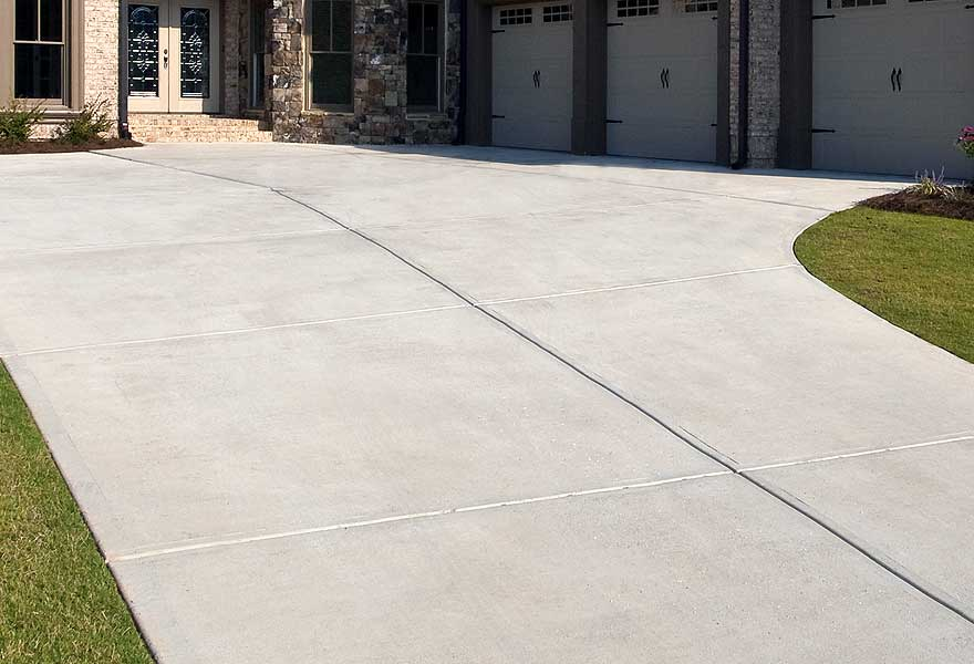 Driveway and Concrete Pressure Washing